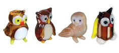 Looking Glass Miniature Collectible - Owls (4-Pack) Looking Glass http://www.amazon.com/dp/B009MOUE56/ref=cm_sw_r_pi_dp_YOd7tb11PT51W