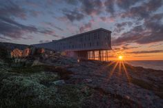 Fogo Island Inn by Jeremie Dupont on 500px
