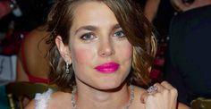 Charlotte Casiraghi incinta a Capri indossa braccialetti Cruciani C
