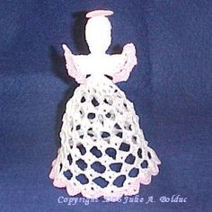Graceful Angel ~ free pattern