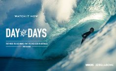 Day of Days: Tubular miracles in Oz (4min)