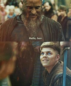 Ragnar and Ivar..