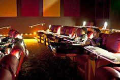 AMC Dine-In Theater, Edison, NJ