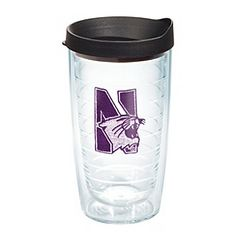Tervis® Northwestern University 16-oz. Insulated Cooler keeps your favorite beverage handy and at the right temperature until you're ready for another one