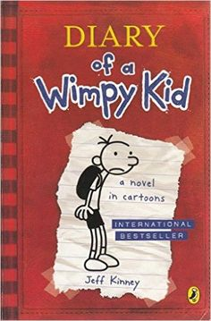 Diary of a Wimpy Kid. Do-It-Yourself Book by: Jeff Kinney