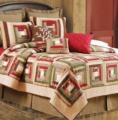Forest Quilt and Bedding - Discount Home Bedding $250 King set