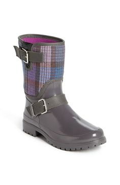 Sperry Top-Sider® 'Falcon' Rain Boot...hey you cute little puddle jumpers. I'm gonna find you ☔️