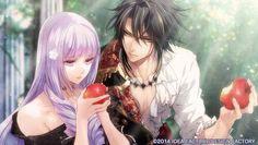 #anime #mangá #boy #girl #shoujo #love #game #otomegame