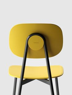 TATA - Open back technopolymer chair. Design by Arter&Citton.You can find Products design and more on our website.TATA - Open back technopolymer chair. Design by Arter&Citton. Design Furniture, Chair Design, Home Furniture, Furniture Stores, Furniture Buyers, Furniture Dolly, Furniture Outlet, Furniture Cleaning, Furniture Websites