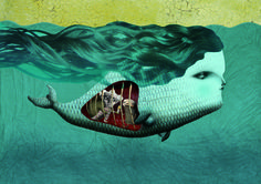 Eleonora Busi, Pinocchio e la balena Pinocchio, Illustrators, Paper Art, Fairy Tales, Opera, Lion Sculpture, Statue, Painting, Collages