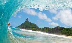 Arquipélago de Fernando de Noronha, Estado de Pernambuco, Brasil