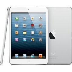 Tablet Apple iPad Mini / 16Gb / 4G / Tela 7.9 - Branco. R$1.458,99