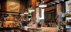 decoracion restaurante vintage - Buscar con Google