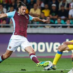 West Ham lose Europa League opener in Slovenia; Hertha Berlin win