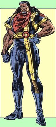 XMEN BISHOP | Personajes del Universo Marvel, Bishop - Taringa!