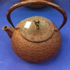 Antique Japanese Teapot
