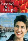 """""""Bread and Tulips"""" Italy's magical fantasy of midlife crisis and rebirth in Venice, the city of lovers, swept the Italian film awards and charmed all of Europe. Licia Maglietta is Rosalba, a frustrated and ignored middle-aged mom who impulsively hitchhikes to Venice after being left behind by a tour bus while on vacation with her family.  She meets and and falls for lonely, suicidal Icelandic waiter-poet Fernando (Bruno Ganz), blossoming as she rediscovers her smile and joy for life."""