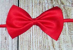 red bow tie boys bow tie valentine bow tie baby infant toddler kids photo prop by dixiepowell on Etsy https://www.etsy.com/listing/220690273/red-bow-tie-boys-bow-tie-valentine-bow