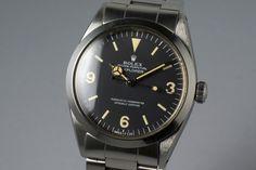 1984 Rolex Explorer 1 1016