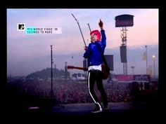 30 Seconds to Mars - Search and Destroy (Live @ Rock Am Ring 2010)