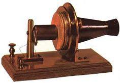 Resultado de imagen para imagen del primer telefono inventado ader