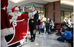 You better not cry, you better not pout: Edmonton quietly cancels annual  Santa Claus