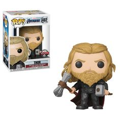 UK folks: Smyths are selling the Thor with Hammer & Axe funko pop!