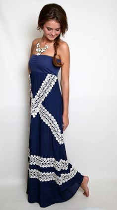 Keep The Peace Maxi by Judith March, $169.00