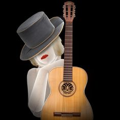 'Classical Guitarist' created in #neybers