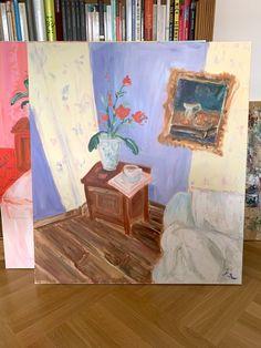 Pretty Art, Cute Art, Painting Inspiration, Art Inspo, Dorm Art, Artist Aesthetic, Art Hoe, Sketchbooks, Doodle Art
