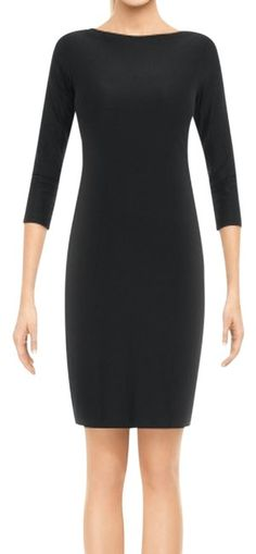 e320881c51db Black Bod-a-bing Jackie Perfect Little 236 Slimming Night Out Dress. Tradesy