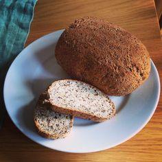 Paleobröd | Hälsa som livsstil Gluten Free Flour, Gluten Free Baking, Gluten Free Recipes, Baking Recipes, Whole Food Recipes, Dairy Free, Healthy Recipes, Low Carb Bread, Lchf