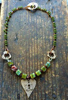 Great unique necklace ideas.