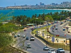 Luanda, Angola - largest city, capital and chief seaport on Atlantic coast