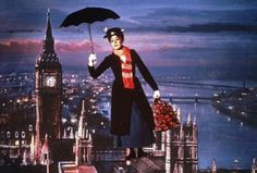 The destination: London The movie: Mary Poppins (1964) The awards: Academy Awards for Best Actress in a Leading Role; Best Film Editing; Best Special Visual Effects; Best Music (Original Song); Best Music (Score – Substantially Original) British films of the 1960s tended towards the swinging or the sour, leaping aboard the Mod bandwagon or investigating working-class ennui. But Mary Poppins jumped back in time, not to Dickensian grime but to a magical, musical, child's-eye view of London, a…