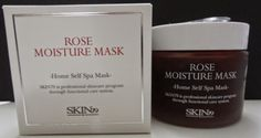 Review: Skin79 Rose Moisture Mask