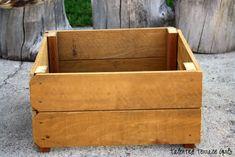 Talented Terrace Girls: DIY Thursday : Planter Boxes