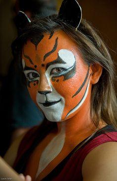 tigress for halloween - Tigress Halloween Costume