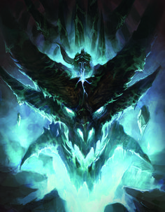 Rising Frost Wyrm Art - World of Warcraft: Wrath of the Lich King Art Gallery Art Warcraft, World Of Warcraft Game, Dark Fantasy Art, Fantasy World, Guerrero Dragon, World Of Warcraft Wallpaper, Illustration Fantasy, Dragons, Lich King