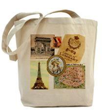 Cute Vintage Tote Bag - gift idea for wife (cafepress.com)