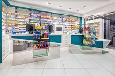 Pharmacie Bilgraer by AMlab, Neuilly-sur-Seine – France » Retail Design Blog