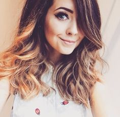 Zoella inspired me to make this YouTube channel I luv ya Xx