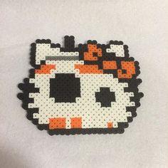 BB-8 Hello Kitty perler beads by Angela