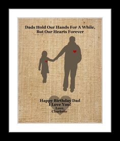Christmas gift ideas for dad from baby girl