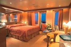 Carnival Conquest Best Cabins
