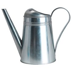 IKEA - SOCKER, Watering can, The watering can is made of galvanized steel, which provides good protection against rust.You can store water or a nutrient mixture in the can, so everything is ready when you water your plants.