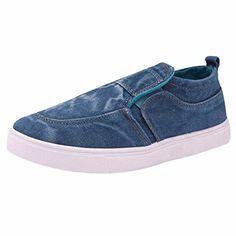 QIYUN.Z Männer Retro-Jeans Mode Beleg Auf Beiläufige Faulenzer Schuh Turnschuhe Einzigen Schuh - http://on-line-kaufen.de/qiyun-z/44-eu-qiyun-z-maenner-retro-jeans-mode-beleg-auf-3