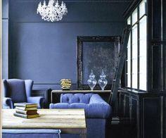 BLUE gorgeous room