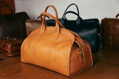 Frank Clegg leather works.