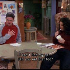 Fat Monica:)